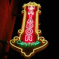 Photo taken at Matador Cantina by Steve M. on 3/10/2013