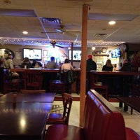 Photo taken at Salerno's Italian Bar and Eatery by Charlene S. on 3/7/2014