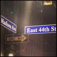Photo taken at Madison Ave by Albert F. on 7/24/2013