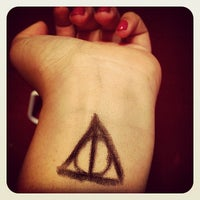 Photo taken at Hogwarts School of Witchcraft and Wizardry by Anya T. on 9/30/2012