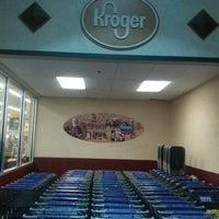 Photo taken at Kroger by Rick S. on 1/28/2013