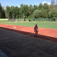 Photo taken at ДОЛ им. К. Заслонова by Tatiana P. on 8/10/2013