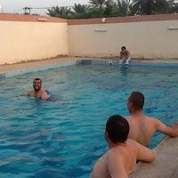 Photo taken at استراحة ذات النخيل by ALi E. on 8/30/2013