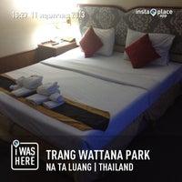Photo taken at Wattana Park Hotel by Pangnuan K. on 5/11/2013