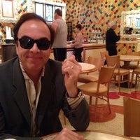 Photo taken at Gelato Cafe by Rosie Annetta J. on 1/14/2014