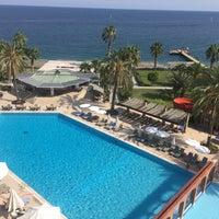 9/17/2017 tarihinde Emlyyziyaretçi tarafından Kilikya Resort Çamyuva'de çekilen fotoğraf