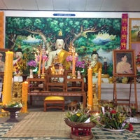 Photo taken at Huay Kian Temple by Bowbus G. on 8/29/2015