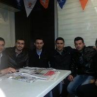 Photo taken at Ak Parti Seçim Bürosu (DULKADİROĞLU) by Kemal Ç. on 2/16/2014