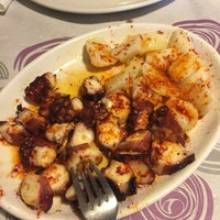 Photo taken at Restaurante Abelardo by Jon Ander B. on 5/18/2015