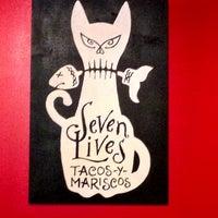 Foto tirada no(a) Seven Lives Tacos Y Mariscos por Rossy E. em 4/28/2013