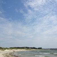 Photo taken at Bay Creek Beach by Kara H. on 7/31/2013