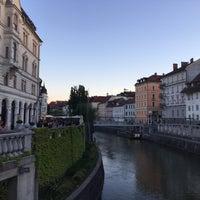 Photo taken at Ljubljana by Andreja S. on 5/2/2017