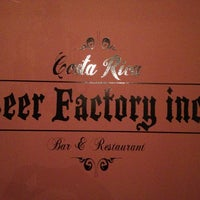 Photo taken at Costa Rica Beer Factory Inc by Monica M. on 6/14/2013