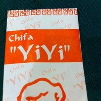 Photo taken at Chifa YiYi by Marcia O. on 8/23/2013