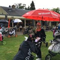 Photo taken at Hilversumsche Golfclub by René v. on 9/4/2016