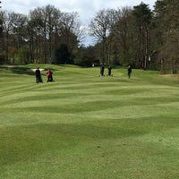 Photo taken at Hilversumsche Golfclub by René v. on 4/22/2017