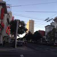 Photo taken at Van Ness Ave by Katerina P. on 10/4/2013