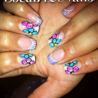 Photo taken at Beatriz Nails by Beatriz A. on 1/8/2014