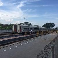 Photo taken at Stasiun Randublatung by Patehnet on 7/28/2017