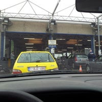 Photo taken at Autokeuring Asse by Bruno D. on 6/17/2013