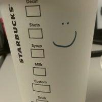 Photo taken at Starbucks by Melanie T. on 8/27/2013