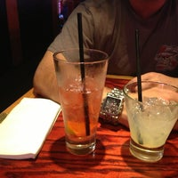 Photo taken at Red Robin Gourmet Burgers by Jerica C. on 7/16/2013