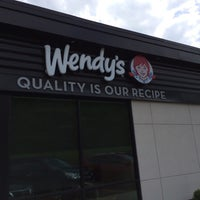 Photo taken at Wendy's by Becca on 4/29/2014