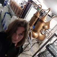 Photo taken at The Distillery by Maria E. on 5/1/2017