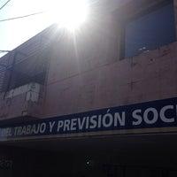 Photo taken at Secretaría del Trabajo y Previsión Social by Gus K. on 12/16/2013