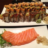 Photo taken at Sushi Island by Rob Y. on 4/11/2013