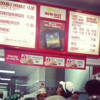 Photo taken at In-N-Out Burger by Delia H. on 6/9/2013
