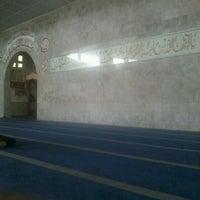 Photo taken at Masjid Taqwa by dwi d. on 12/18/2012