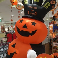 Photo taken at ジャンボエンチョー 鳴海店 by Ryuji H. on 10/22/2015