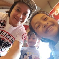 Photo taken at KFC Lucena town proper by Geck J. on 1/23/2016