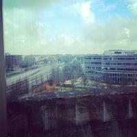 Photo taken at IBM Belgium (BLS) by Stephan P. on 2/8/2013