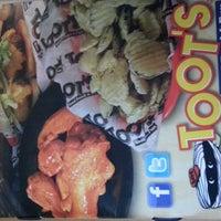 Photo taken at Toot's Good Food & Fun by Jordan M. on 5/25/2013