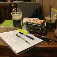 Photo taken at Café Kivhan Coffee® by Sarah F. on 7/14/2013