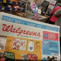 Photo taken at Walgreens by Me&Te on 9/17/2014