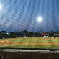 Photo taken at Barry University Baseball Field by Me&Te on 4/15/2016