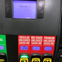 Photo taken at Fry's Gas Station by Debbie M. on 1/19/2017