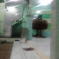 Photo taken at masjid roudhotul falakh by Empty R. on 6/19/2013
