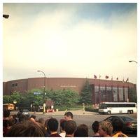 Photo taken at Mariucci Arena by Kris S. on 8/29/2013