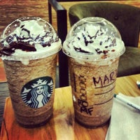 Foto tirada no(a) Starbucks Coffee por Mark John E. em 2/27/2013
