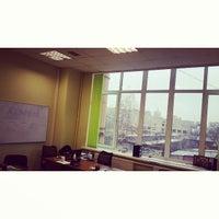 Photo taken at VIVANTI - Центр разработки by Fergusson on 12/6/2014