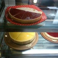 Photo taken at Maria's Cheesecakes by Hatiimio on 1/13/2013