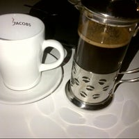 Photo taken at Lavazza Best Coffee Shop by Hatiimio on 8/4/2013