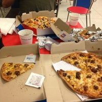Photo taken at Domino's Pizza by Rajesh P. on 8/24/2013