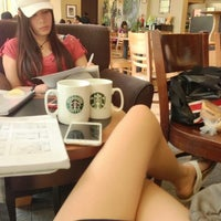 Photo taken at Starbucks by Jassy on 8/1/2013