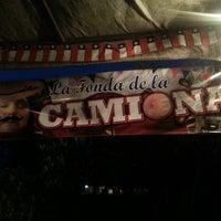 Photo taken at La Fonda de la Camiona by Tamara A. on 9/19/2014