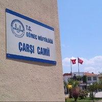 Photo taken at Çarşı Camii by BTN E. on 7/19/2013
